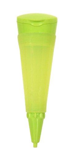 Yoko Design 1135 Stylo pour Pâtisserie Plastique/Silicone Vert 15 x 4,5 x 4,5 cm