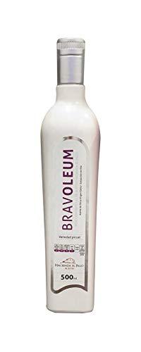 Bravoleum - Aceite de Oliva Virgen Extra - Variedad Arbequina 500 ml