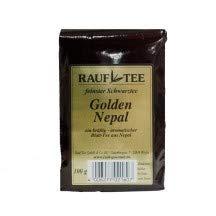 Rauf Tee Schwarztee- Golden Nepal-2x100g