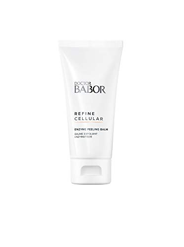 DOCTOR BABOR Enzyme Peel Balm, bei vergrößerten Poren, unregelmäßigem Teint, Couperose, Hyperpigmentierung und Cellulite, für strahelnde Haut, 75 ml 400340