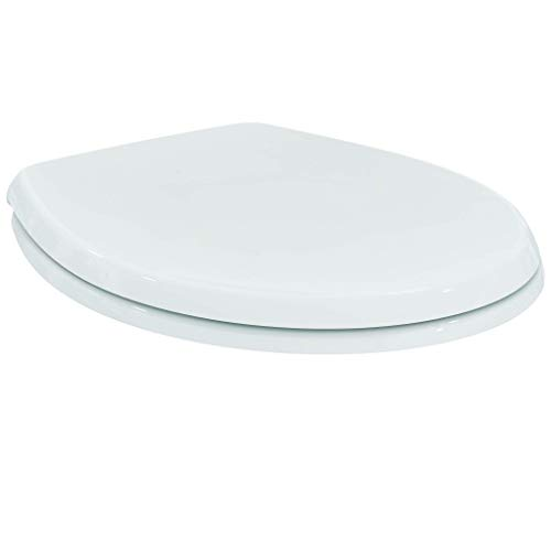 Ideal Standard W303001 Eurovit WC-Sitz mit Softclosing