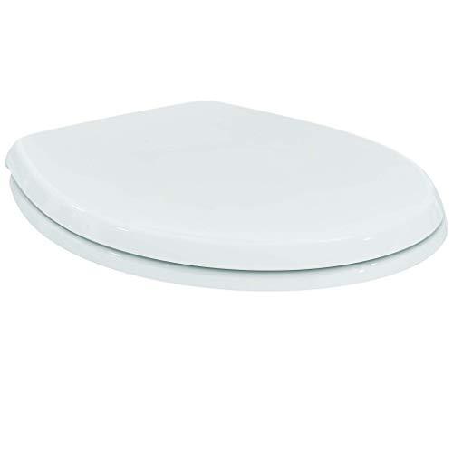 Ideal Standard W303001 Eurovit WC-Sitz, Weiß