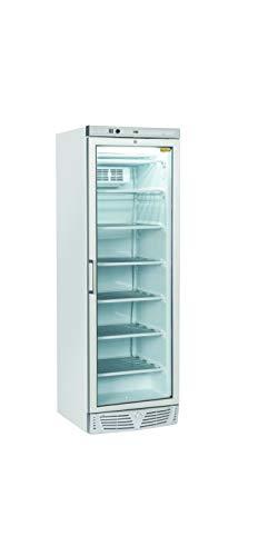 TNG 390 - Congelatore verticale con porta a vetro