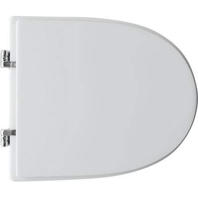 Ferramenta Beltrami Sedile WC per SIMAS Vaso Luna Bianco Forma 4 Bianco