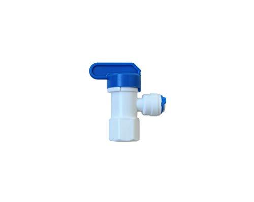 Nature Waterprofessionals Válvula Llave depósito Osmosis inversa