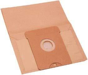 DREHFLEX - SB025-10 Staubsaugerbeutel/Filtertüten aus Papier passend für diverse Staubsauger/Sauger von AEG aber auch Privileg - paßt für Größe 22 24 25 26