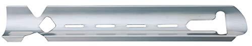 APS Feuerzange, Zuckerzange für Feuerzangenbowle, rostfreier Edelstahl, universell einsetzbar für Topfdurchmesser bis 28cm, 7 x 31 cm