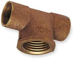 Tee LL Cast Bronze New products, world's highest quality popular! Tube 4