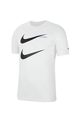 Nike - Swoosh col 100 CU7278 blanco / negro XS