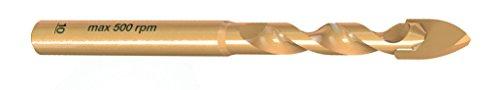 Marcrist tegels plugboor TD850-10 mm voor standaard accu-machines