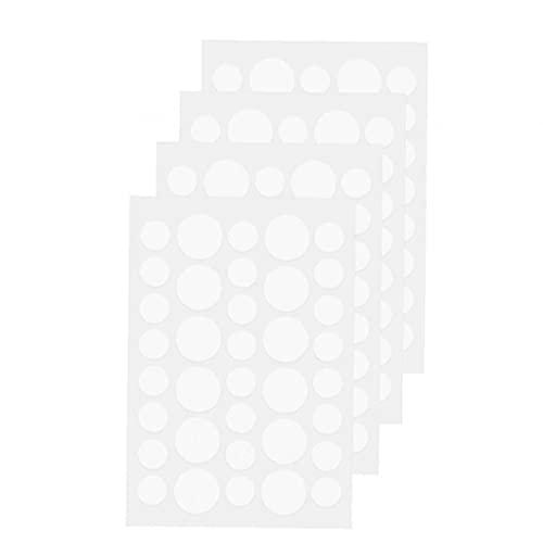 Gracy Tag Remover la Piel Parches Cuerpo Mole de eliminación de verrugas Cuello de la Cara Disipación en Blanco Pegatinas 144PCS, Productos de Salud