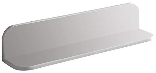 Wandboard Badablage aus Mineralguss PB4201-60x12x12cm