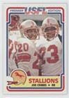 1984 topps football cards