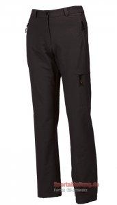 Hot de Sportswear BENIA Black Pantalon de randonnée Travel Pantalon Femme Noir, Noir