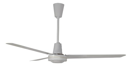 Leading Edge 56HRCF Commercial Ceiling Fan, 19800/280 CFM,...