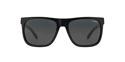 ARNETTE 0AN4143 Gafas, Black/Gray, 59 para Hombre