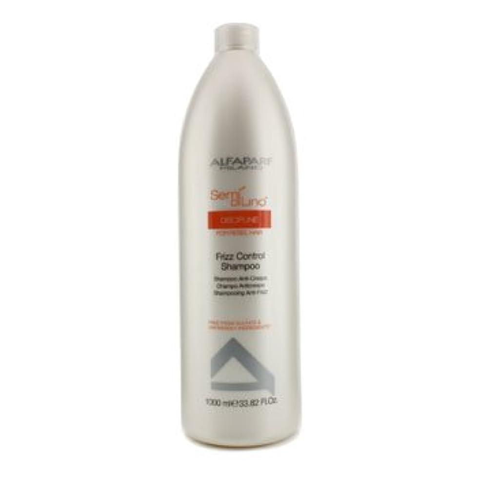 材料熟読ガロン[AlfaParf] Semi Di Lino Discipline Frizz Control Shampoo (For Rebel Hair) 1000ml/33.82oz