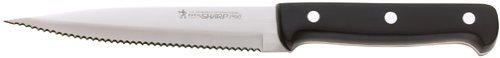 J.A. Henckels 31352-131 EverSharp Pro Utility Knife, 5-inch, Black/Stainless Steel