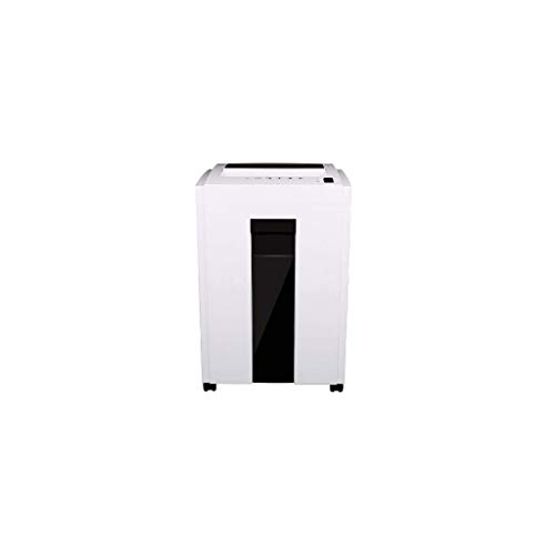 Best Bargain XJJZS Shredder with Wheels-Professional Grade High Security 12-Sheet Micro-Cut Paper,CD...