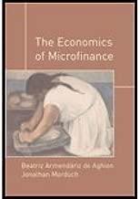 Economics of Microfinance (05)[Hardcover (2005)]