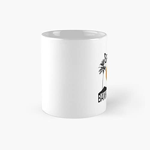 Spring Holiday Summer Holidays Bank Classic Mug - 11 Ounce For Coffee, Tea, Chocolate Or Latte.
