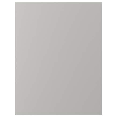 LERHYTTAN täckpanel 61,7 x 80 cm ljusgrå
