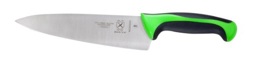 Mercer Culinary Millennia Chef's Knife, 8-Inch, Green