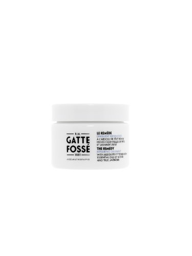 Rm Gattefosse - 4208341 - Le Remède - Onguent Réparateur à L'Huile Essentielle de Lavande - Pot 50 ml