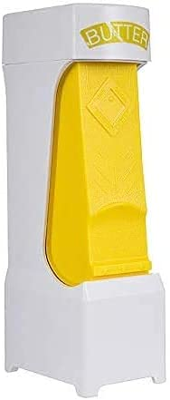 Shurong Cortador de mantequilla, dispensador de mantequilla de acero inoxidable, apto para uso doméstico, restaurante