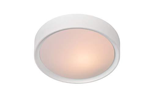Lucide LEX - Plafonnier - Ø 25 cm - Blanc