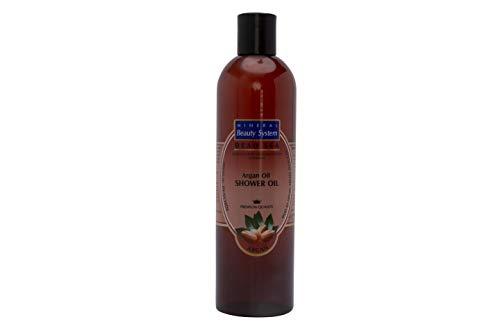 Original Totes Meer Mineral & Argan Öl Duschöl - 400 Ml – Aus Israel – By Mineral Beauty...