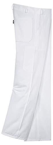 Uvex Pantalon de Trabajo Whitewear 127, Blanco