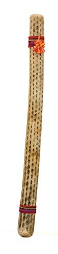 FUZEAU - 3658 - Bâton de pluie en cactus 50 cm - Un son véritablement authentique - Ambiance nature - Dès 4 ans