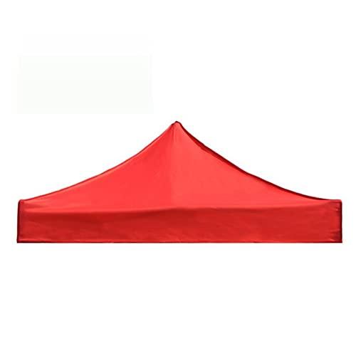 3x3m Baldacchino di ricambio per gazebo 4 livelli Copertura UV superiore Patio da giardino Tendalino parasole per esterni Tendalino per gazebo Baldacchino per tetto Copertura di ricambio di ricambio