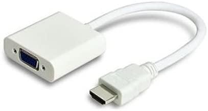 EagleG.com, HDMI to VGA/Audio Converter White