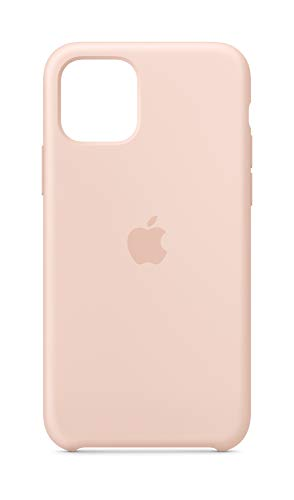 Apple Custodia in Silicone (per iPhone 11 Pro) - Rosa Sabbia