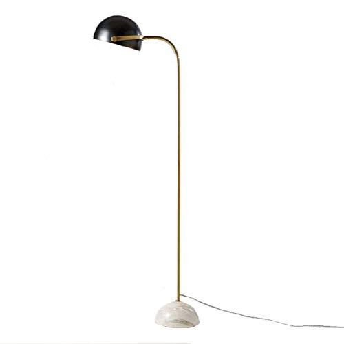 WLP-WF Lámpara Vertical Minimalista Moderna Llevada, Lámpara de Lectura de Diseñador, Lámpara de Pie para Sala de Estar Y Dormitorio
