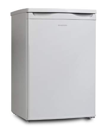 CONGELADOR VERTICAL CV-87 INFINITON Alto 85cm (A+, 80L, Puerta reversible, Termostato regulable, Independiente) (INOX)