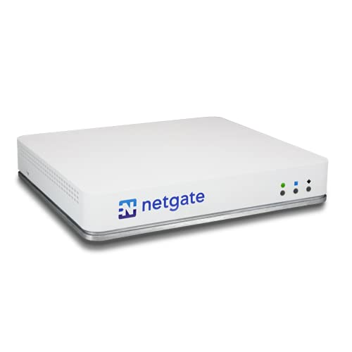 Netgate 3100 with pfSense Plus Software - Network Security Firewall Appliance and VPN Router for Home Pro, Branch, Small/Medium Businesses