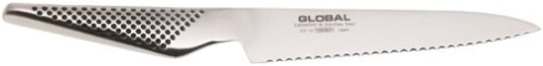 global serrated utility knife