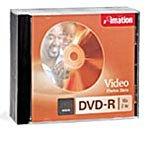 DVD-R 4.7 Gb 16X - Jewel Case - Storage Media