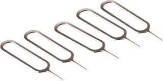 Generic 100 Pcs. SIM Card Tray Ejector Pin Tool Sim Adapter (Steel)