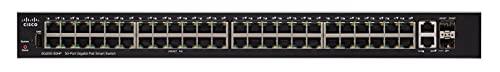 Cisco SG250-50 50-Port Gigabit Smart Switch (SG250-50-K9-NA)