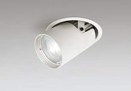 ODELIC LEDダウンスポットライト CDM-T35W相当 オフホワイト スプレッド 埋込穴Φ100mm 温白色 3500K 専用調光器対応 XD403631 (電源?調光器?リモコン?信号線別売)