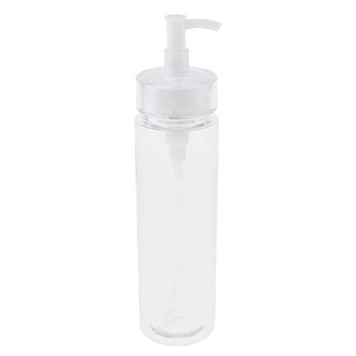 Fenteer Bouteille de Pompe à Vide de Crème Liquide Lotion de Voyage - 200 ml