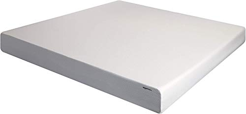 Amazon Basics 10-Inch Memory Foam Mattress - Soft Plush Feel, King