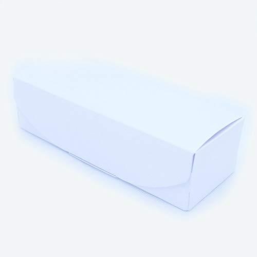 Geschenkdoos BLTLYX 5st-doos Diy Kraft/zwart/wit papier voor huwelijksgunsten Verjaardagsfeestje Koekjes Kerst Candy Box 19.4 * 5 * 7 cm hetzelfde als foto 1