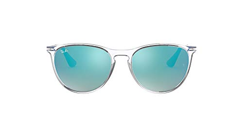 Ray-Ban Junior Mädchen 9060s Brillengestelle, Transparent (Trans), 50