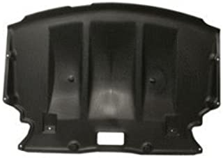 BMW e60 Undercar Shield engine splash guard Mid Front 5-series protection panel