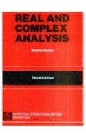 By Rudin - Real & Complex Analysis  1905-06-24  [Paperback]